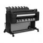 Плоттер HP DesignJet T2500-2400x1200 dpi (CR359A)