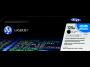 Картидж HP CB540A Black Print Cartridge Toner for Color LaserJet