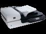 Планшетный сетевой сканер HP Scanjet N6350 для сканирования доку