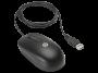 Оптическая USB-мышь с колесиком HP  (QY777A6)