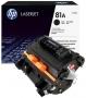Картридж HP CF281A 81A Black Toner Cartridge for LaserJet Enterp