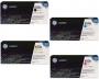Картридж HP CE270A Black Print Cartridge for Color LaserJet CP55