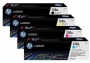 Картридж HP CE321A Cyan Print Cartridge for Color LaserJet Pro C