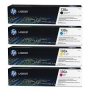Картридж HP CF350A 130A Black Toner Cartridge for Color LaserJet