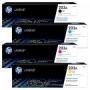 Картридж HP CF543A HP 203A Magenta LaserJet Toner Cartridge for